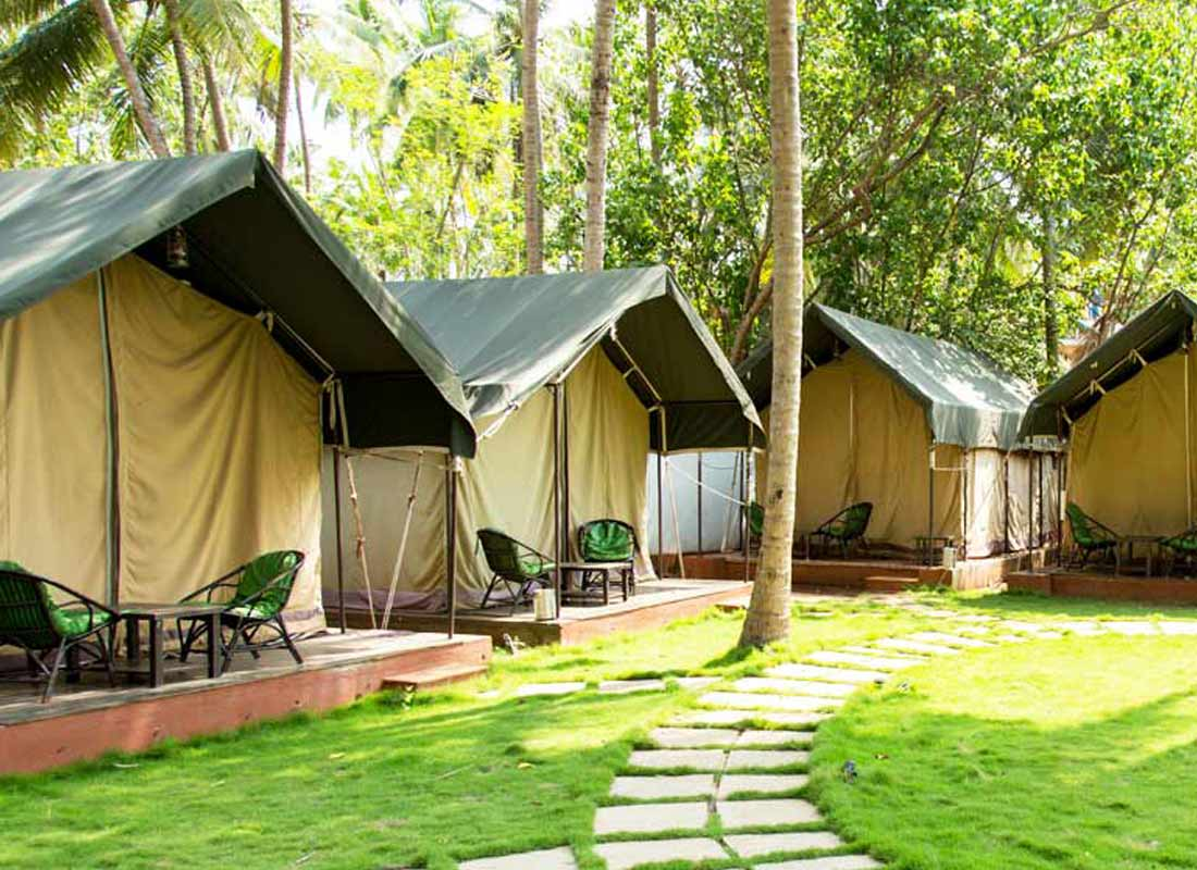 As part of our commitment to nature Wanderers has eco-friendly African tents merging with the landscape and with direct access to our infinity pool. & Home | Wanderers Hostel